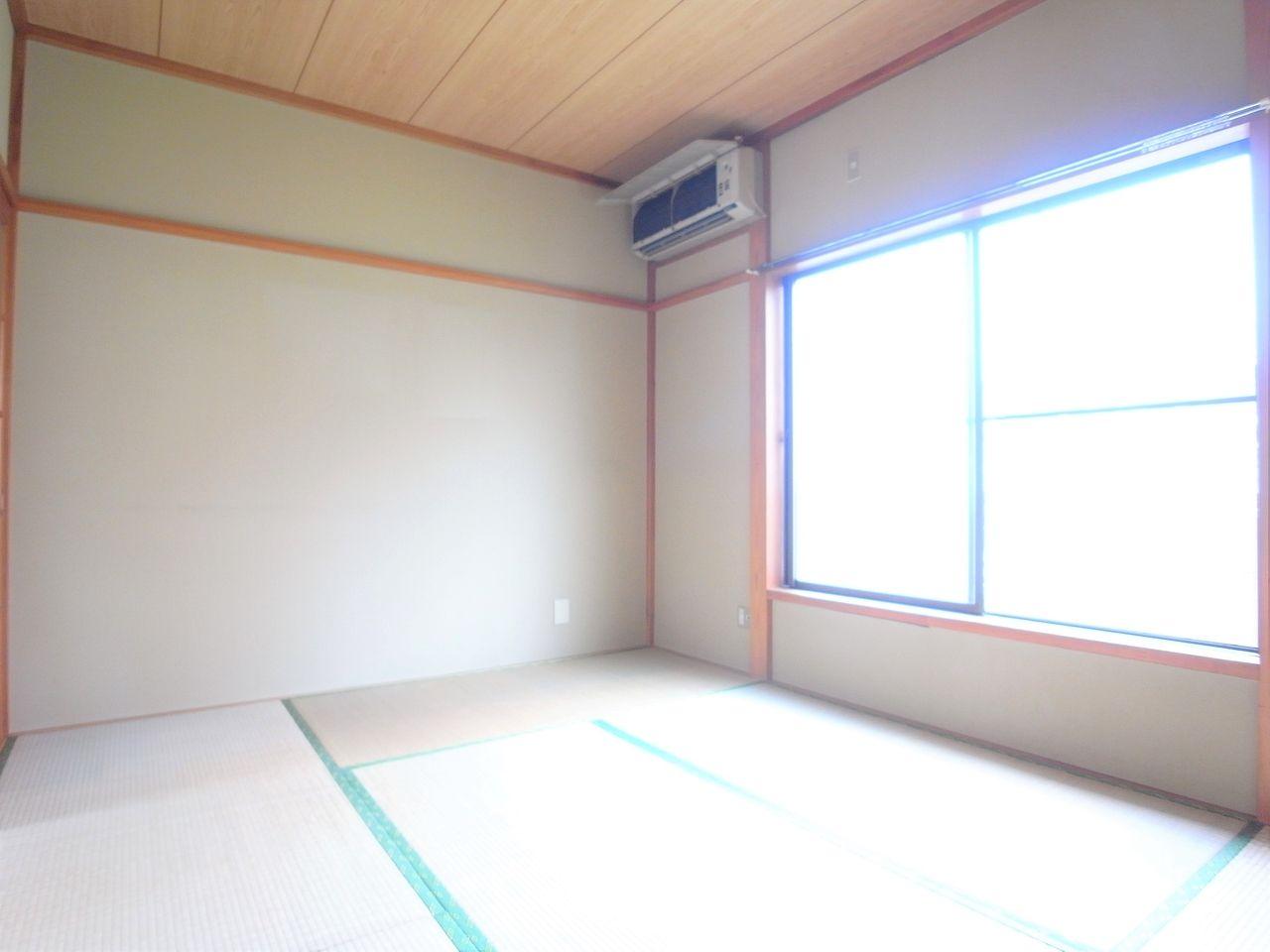 6帖の和室は落着きがあります