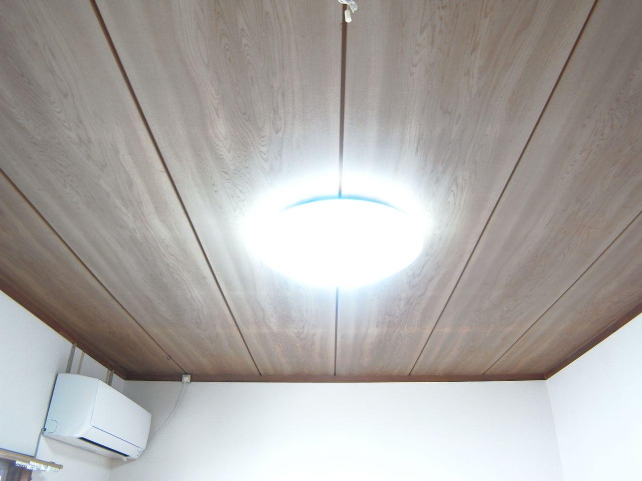 便利な照明付き
