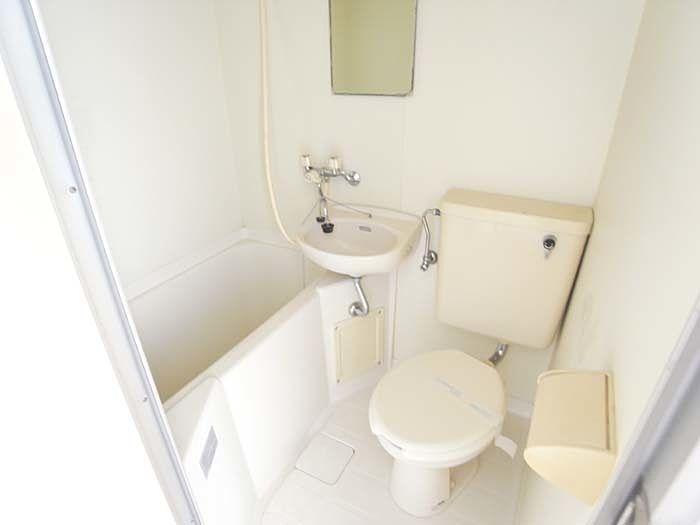 トイレと同室タイプ