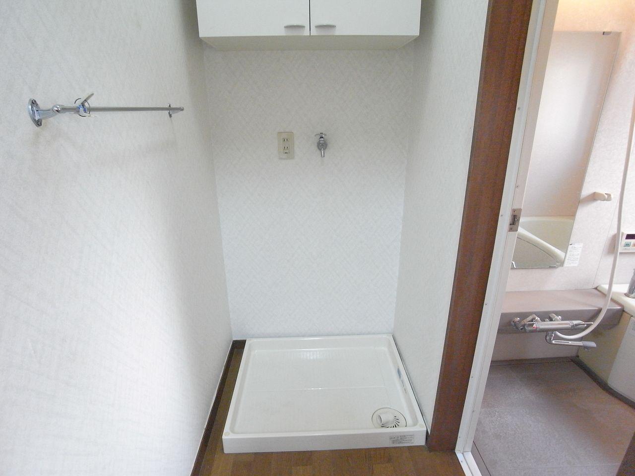 洗濯機置場のみとなります