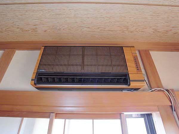 冷房のみのエアコン