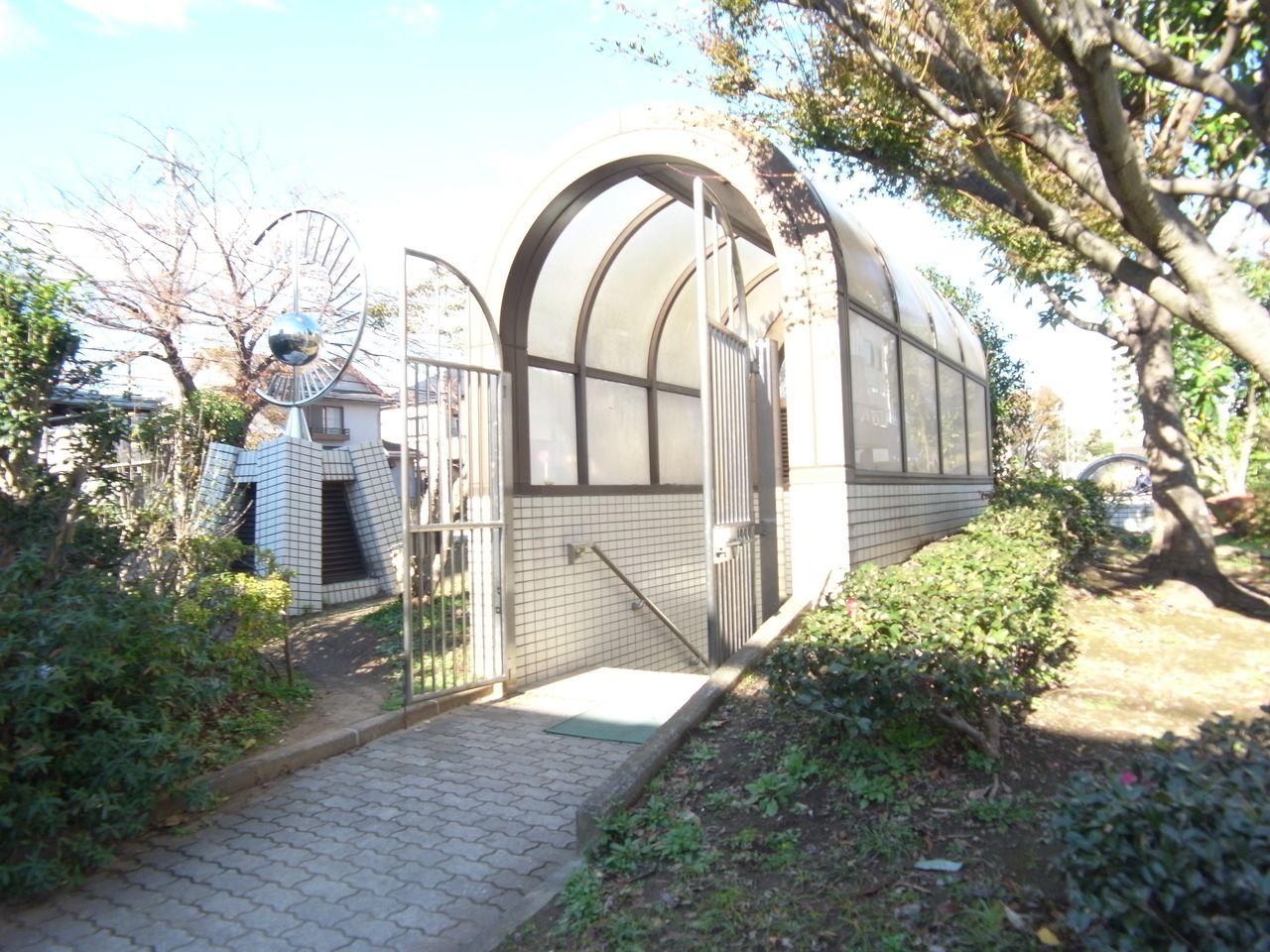 近隣公園「実籾1号公園」