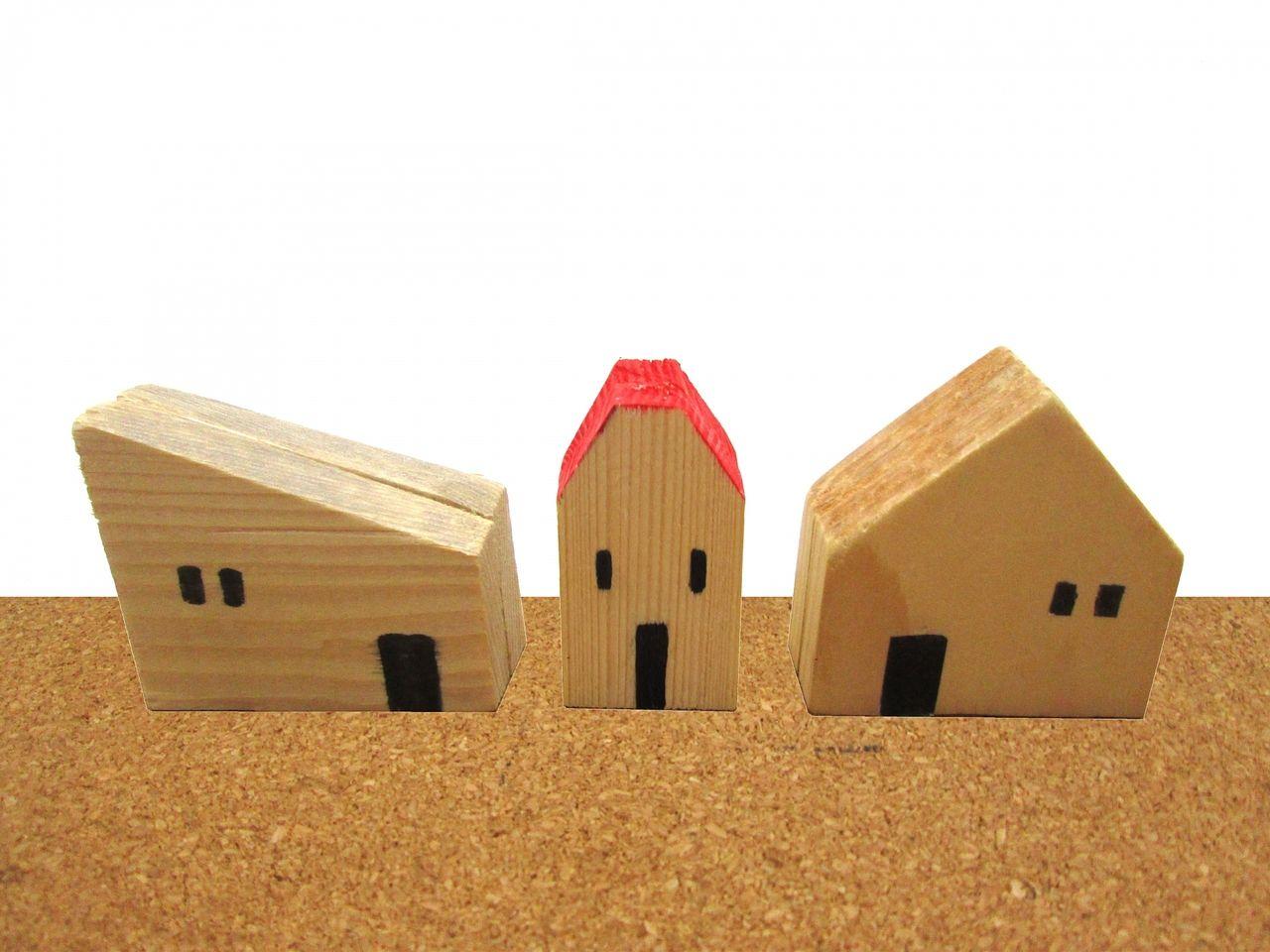 敷地と土地の違い
