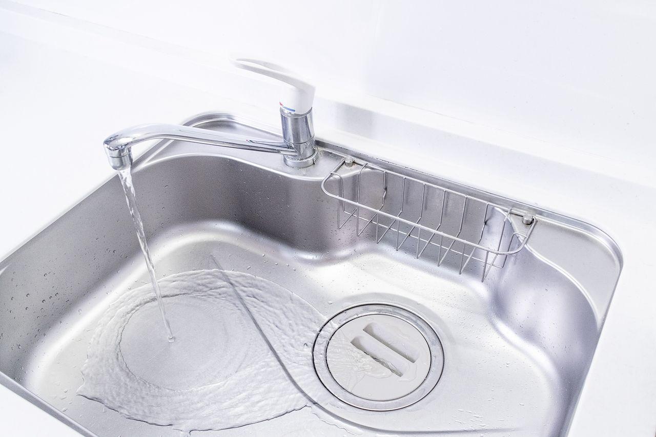 一戸建て住宅の排水管洗浄