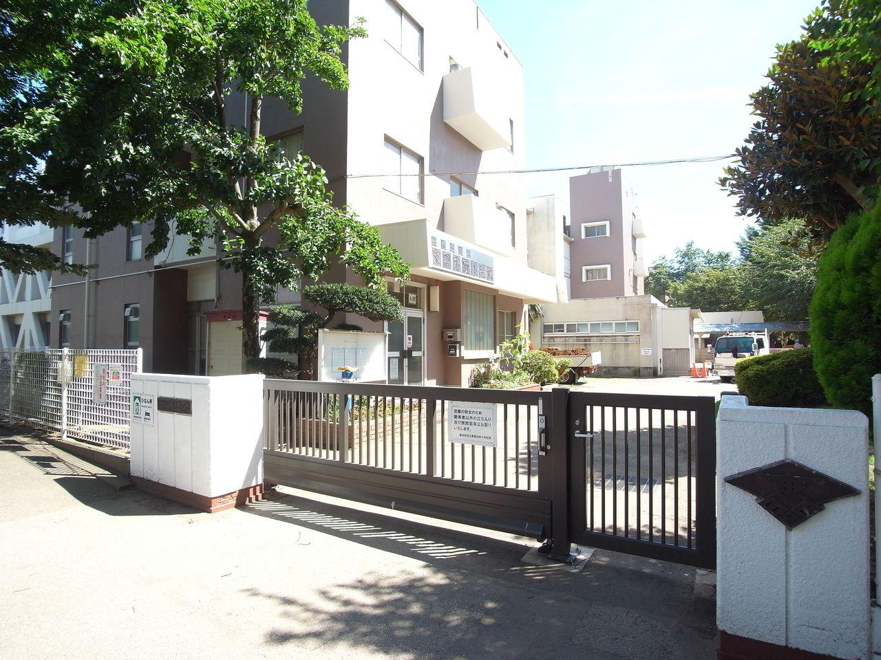 東習志野小学校